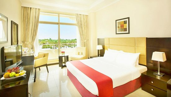 City Seasons Hotel: Deluxe Room
