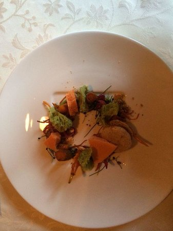 Mesnerhaus Mauterndorf: Junge Karotte