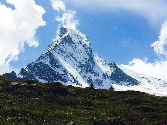 Le Cervin (Matterhorn) : Amazing views from every angle.