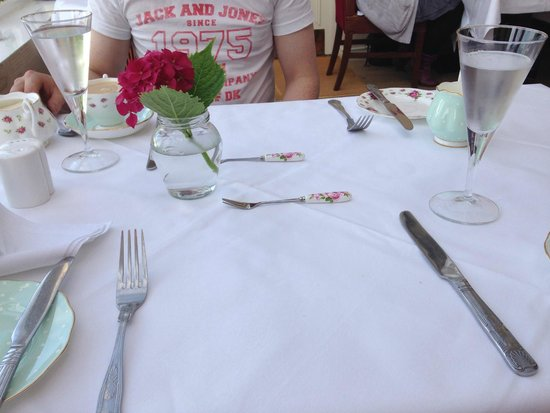 Ariel House: Afternoon Tea