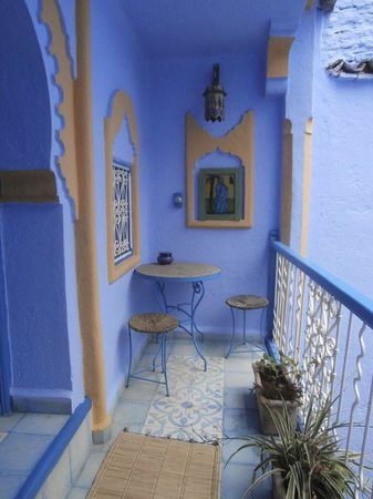 Hotel Dar Terrae: Balcony