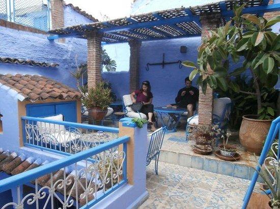 Hotel Dar Terrae: Roof Terrace