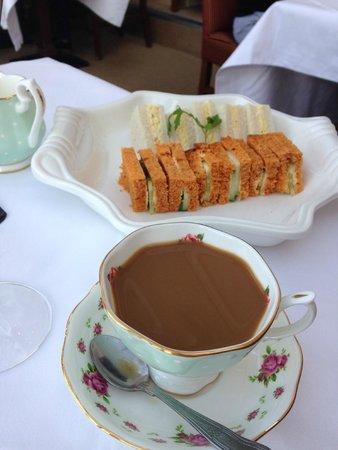 Ariel House : Sandwiches