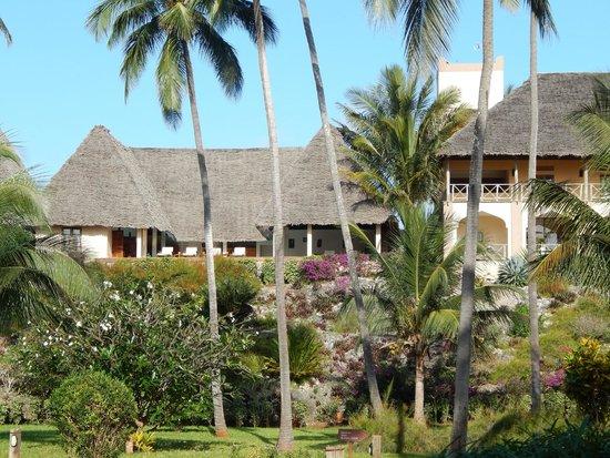Neptune Pwani Beach Resort & Spa: some of the scenic views