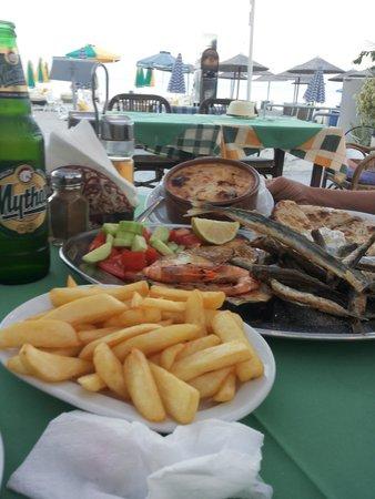 Fat Olive Arapis: ultima cena greca