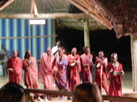 Neptune Pwani Beach Resort & Spa: Entertainment