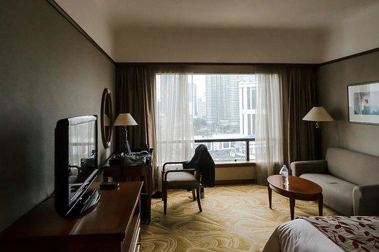 Renaissance Kuala Lumpur Hotel: View