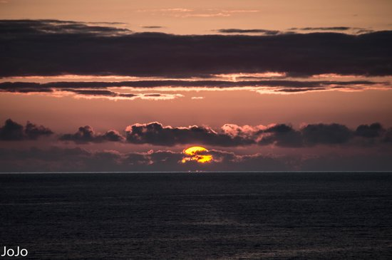 Sol La Palma Hotel : elke avond een andere zonsondergang
