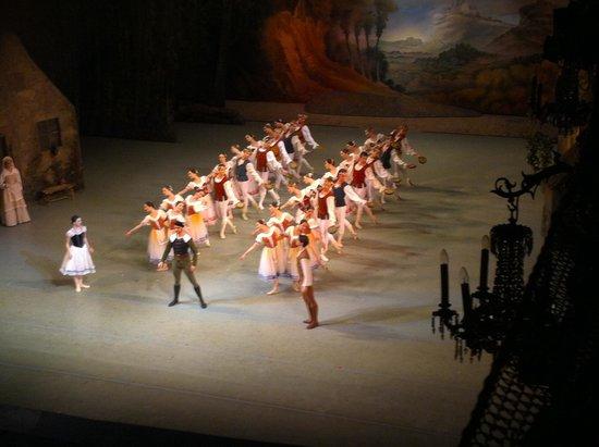 Théâtre Mariinsky : Сцена из спектакля