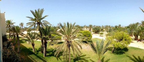 Yadis Djerba Golf Thalasso & Spa : vista camera