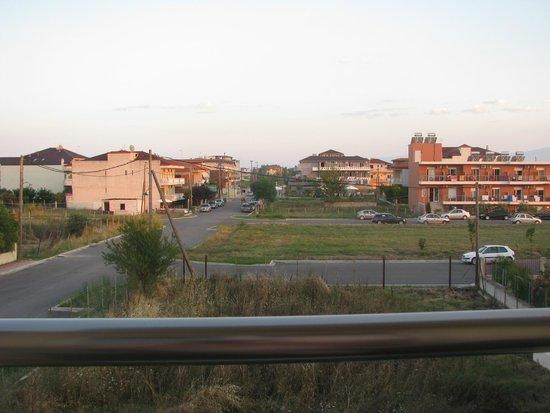 Вид на окраинуПаралии - Picture of Hotel Lilalo aabffdb8e8f