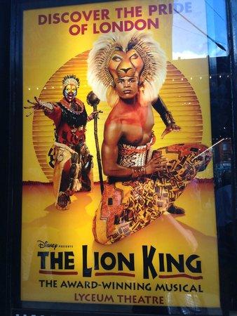 The Lion King: Um dos melhores musicais que já assisti