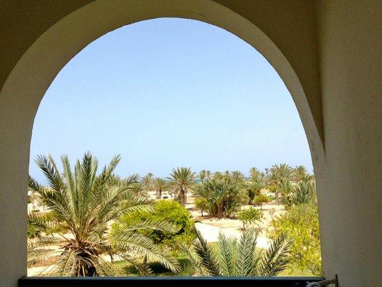 Yadis Djerba Golf Thalasso & Spa: panorama dalla camera