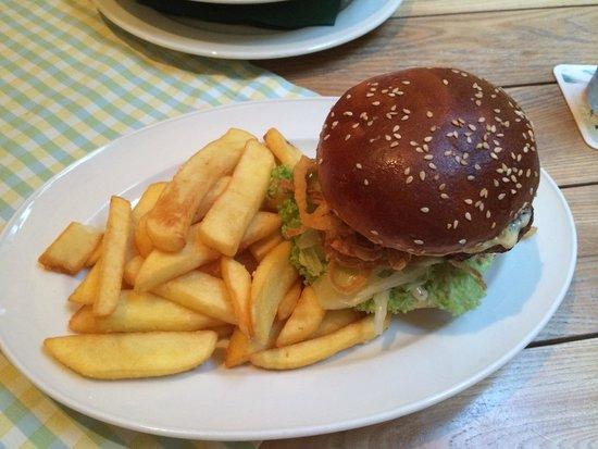 Gasthaus Goldenes Kreuz: Co-Burger