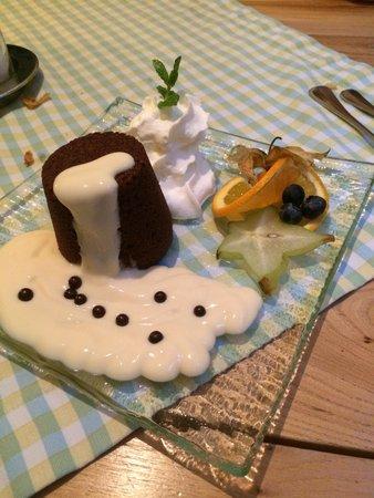 Gasthaus Goldenes Kreuz: Dessert