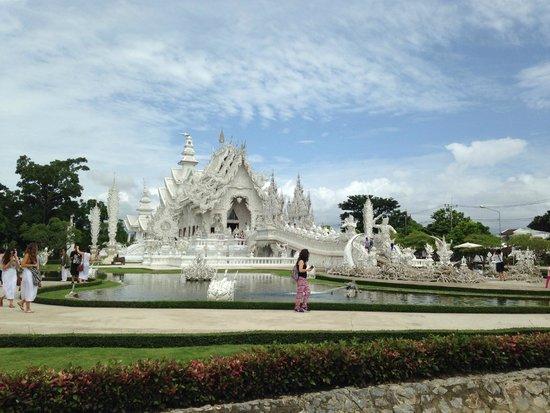 Wat Rong Khun : Beautiful