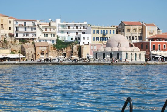 Rethymno Palace: la canée