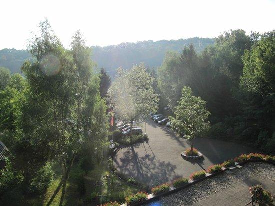 """Hotelpark """"Der Westerwald Treff"""" : Mooi uitzicht"""