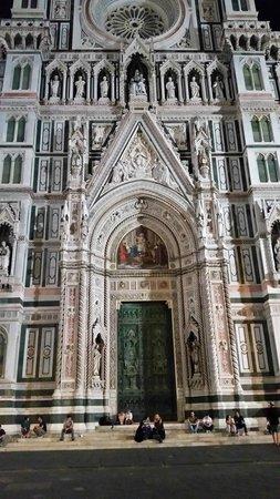 Le Duomo, Cathédrale Santa Maria del Fiore : Catedral de Santa Maria del Fiore