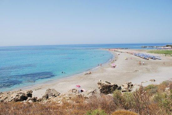 Club Marmara Rethymno Palace : catselofranco sud de la crete