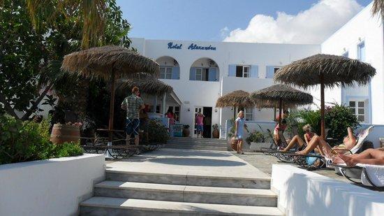 Alexandra Hotel: Hotel