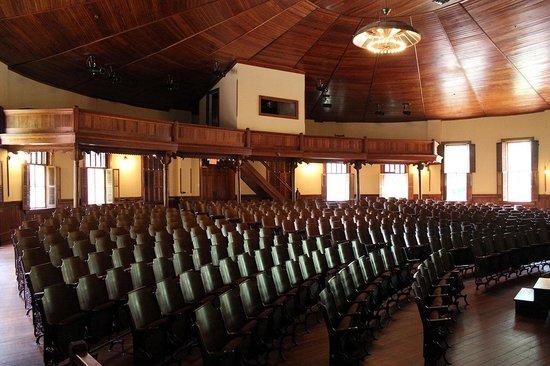 Madison Morgan Cultural Center: Auditorium