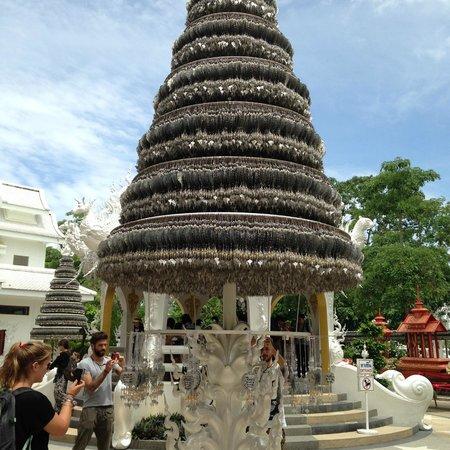 Wat Rong Khun : Cool