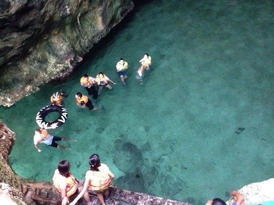 Hundred Islands National Park : Marcos Island