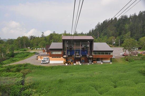 Asahidake Natural Hiking Route: 山麓駅