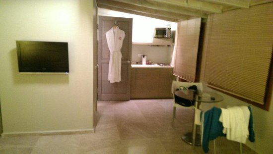 Alp Pasa Hotel : Zimmer