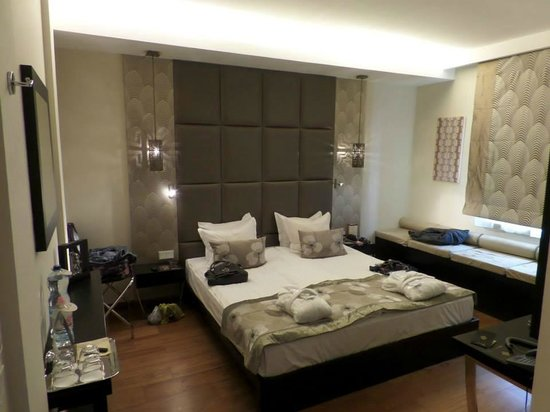 Continental Hotel Budapest: best room...