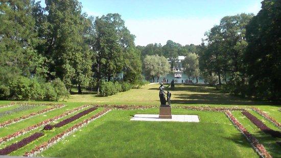 Tsarskoye Selo State Museum Preserve: Царское Село