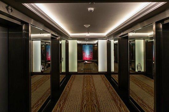 Renaissance Kuala Lumpur Hotel: Elevators