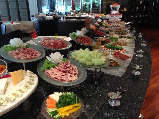 Lord Jim's at Mandarin Oriental, Bangkok: Amazing food