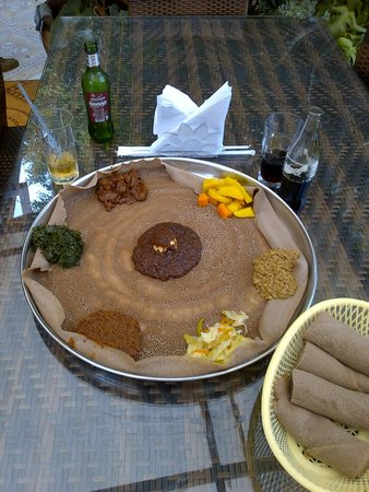 Habesha: the food