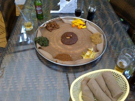 Habesha: the food