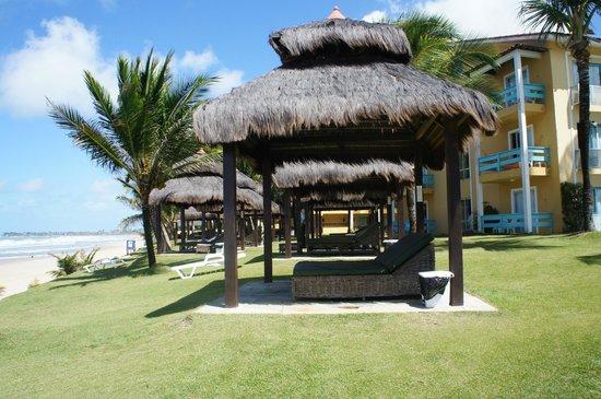 Hotel Solar Porto de Galinhas: caderias