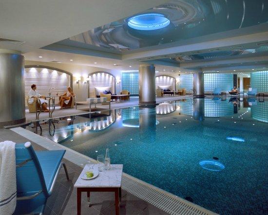 Regent Warsaw Hotel: Holmes Place Premium Club