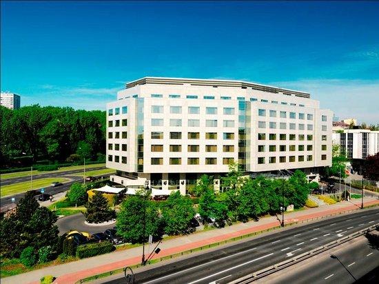 Regent Warsaw Hotel: Exterior View