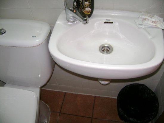 Hotel Pelayo : il bagno