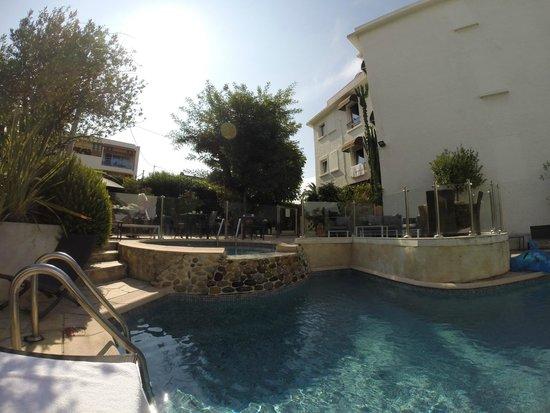Hotel La Villa Cannes Croisette : piscine