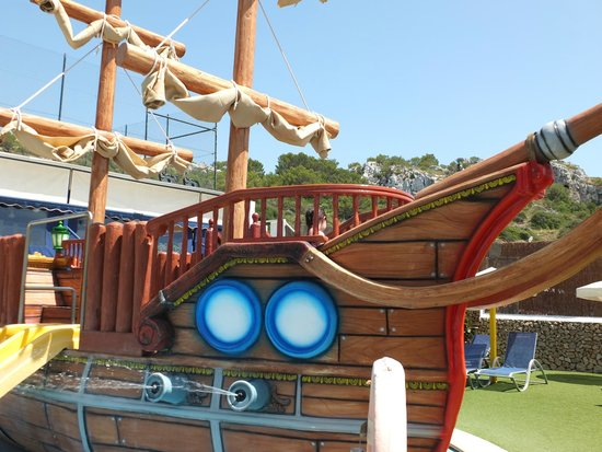 Royal Son Bou Family Club: piscina piccola