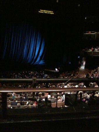 Sydney Opera House: Зрительный зал. Свежайший воздух. Отменная акустика