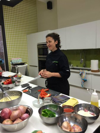 Bcnkitchen : Rais was a great teacher