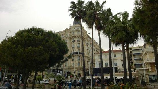 La Croisette: Hotel prestigiosi