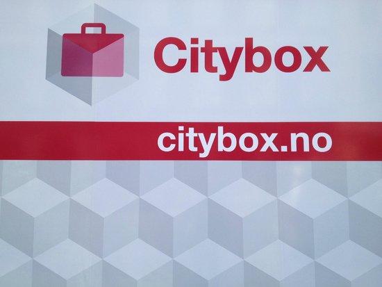 Citybox Oslo: 2