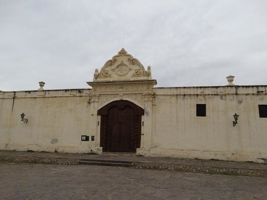 San Bernardo Convent : Monasterio Vista Externa