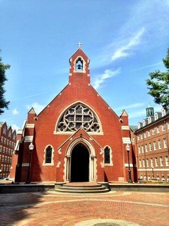 Iglesia del Sagrado Corazón, GeorgeTown University