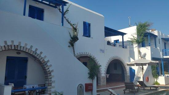 Dimitra Hotel : The hotel