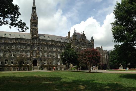 Georgetown University : Gergetown University